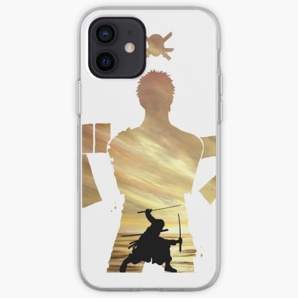 Roronoa Zoro - Une Pièce Coque souple iPhone