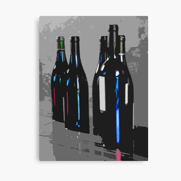 Bottle nec2 Canvas Print