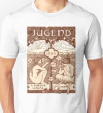 Jugendstil Unisex T-Shirt