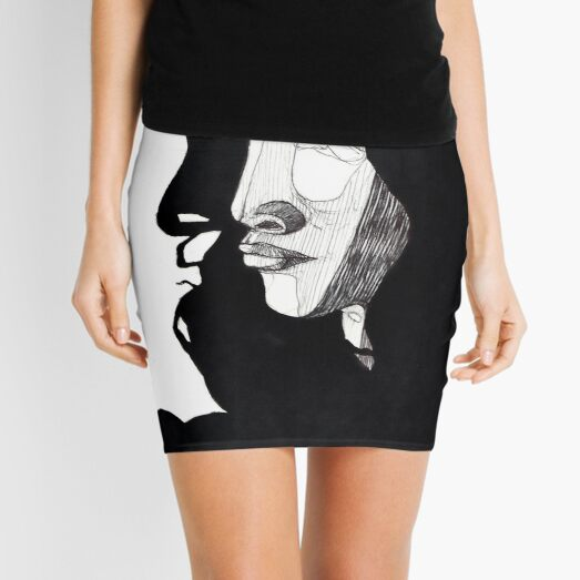WITCH IN LOVE Mini Skirt