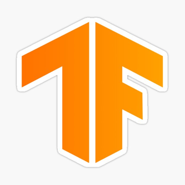 Tensorflow New Logo Sticker