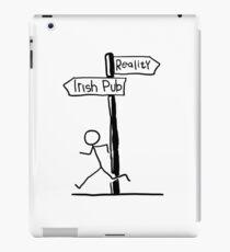 Irish Pub Reality iPad-Hülle & Skin