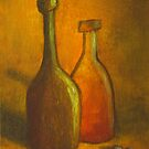 Abstract Bottles #2 by dgcasey