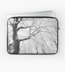 Under the Winter Canopy Laptop Sleeve