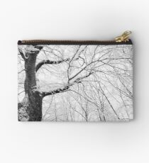 Under the Winter Canopy Studio Pouch