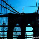Roeblings' Legacy - The Brooklyn Bridge by GraceNotes