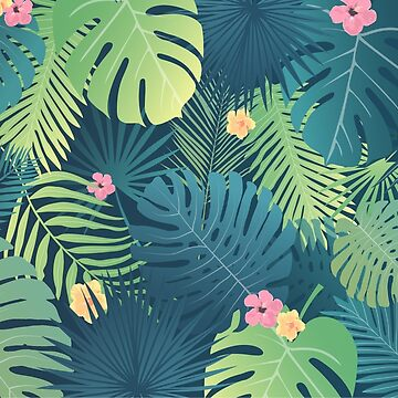 Jungle pattern by kihei-design