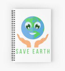 Umweltschutz Spiralblock