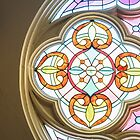 St. Mary of the Springs Stained Glass by carlee711