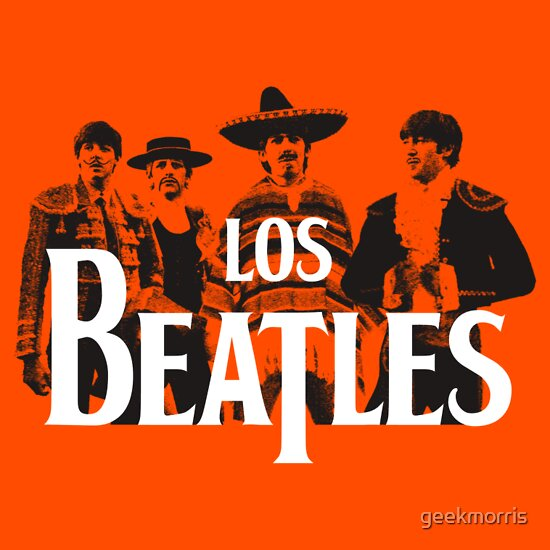 TShirtGifter presents: Los Beatles