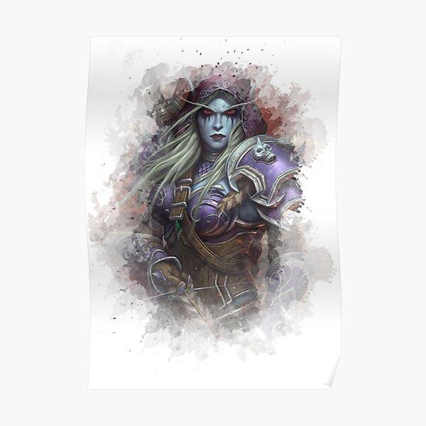 Lady Sylvanas Poster