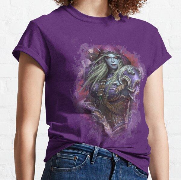 Lady Sylvanas Classic T-Shirt