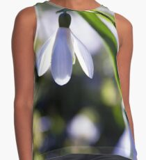 Snowdrop: Spring is here! Contrast Tank