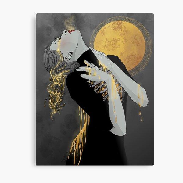 The Magicians - Marina's Magic Metal Print