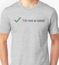 Not Robot Slim Fit T-Shirt