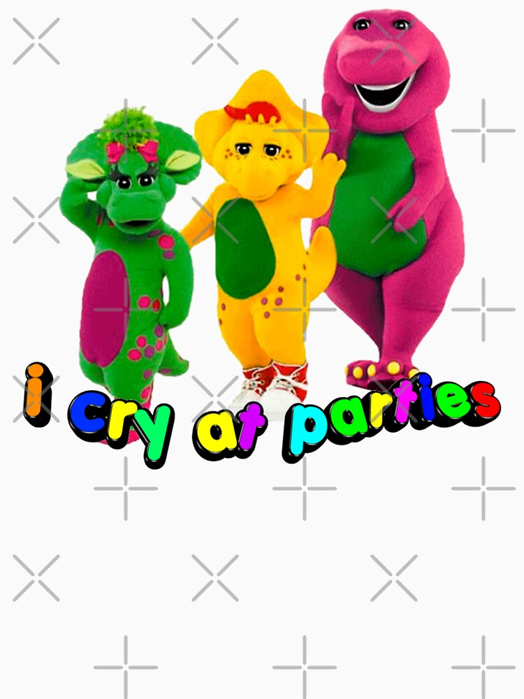 i cry at parties by connybayers