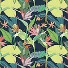 Tropical Paradise by LIMEZINNIASDES