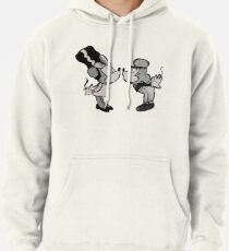 Frankenstein Mouse Smooches By: Lola Mae, 10 years old!  Pullover Hoodie
