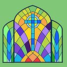 the church window by coolteeclothing