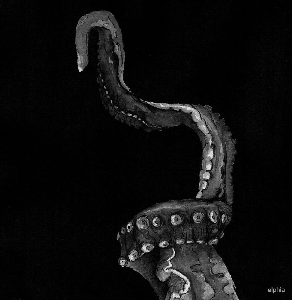 Tentacle II by elphia