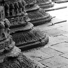 Pillars of Ancestry  by Biren Brahmbhatt