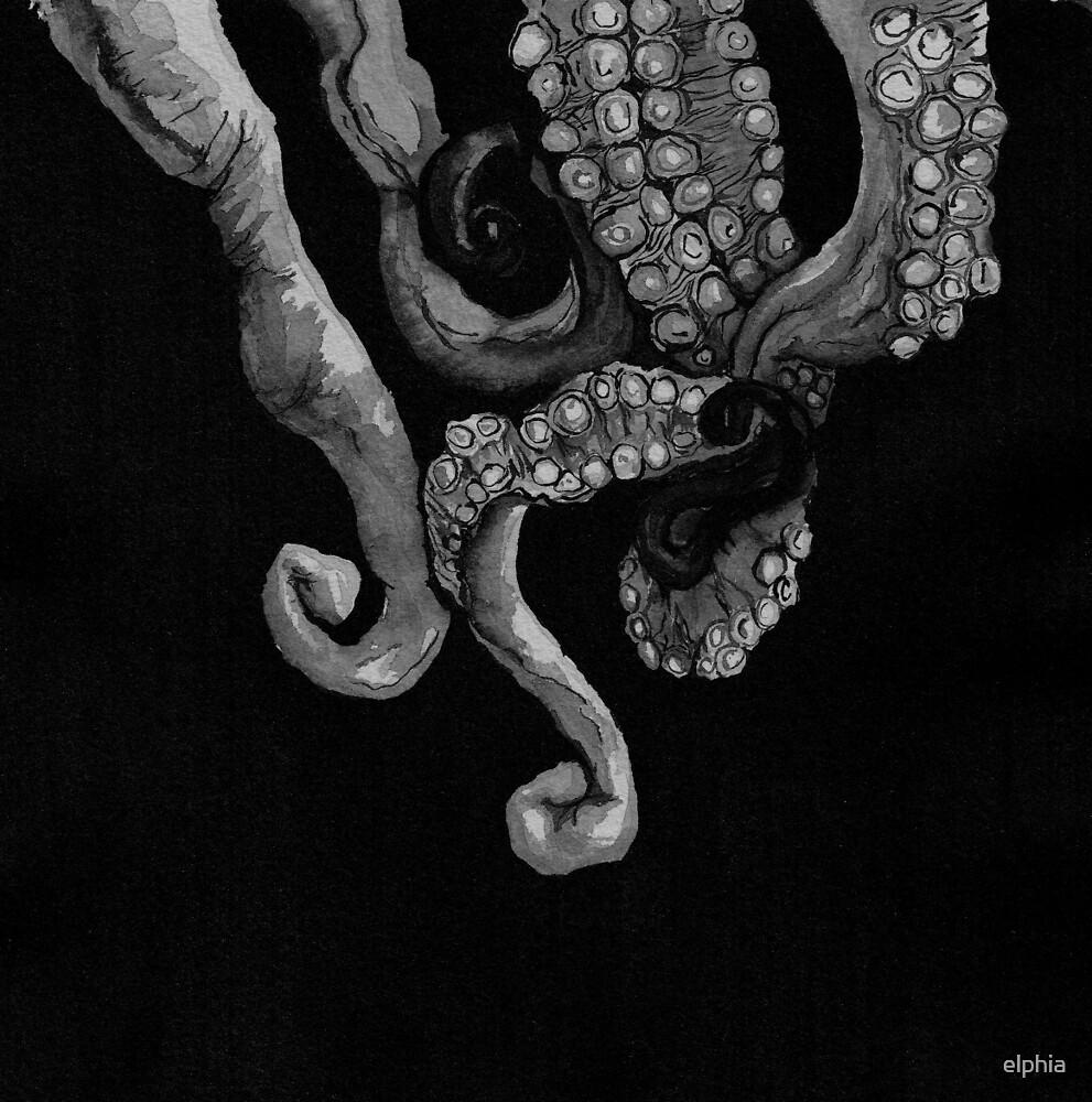 Tentacle III by elphia