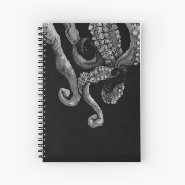 Tentacle III Spiral Notebook