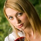 Red wine by Wildcat123