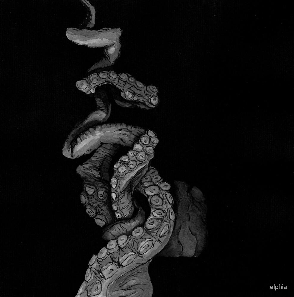 Tentacle IV by elphia