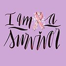 i am a survivor by coolteeclothing