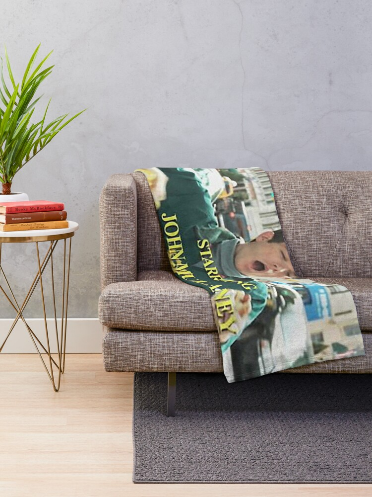 Alternate view of Funny Throw Blanket