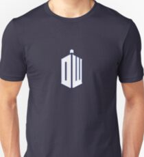 Doctor Who - Logo #3 Unisex T-Shirt