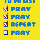 To do list by coolteeclothing