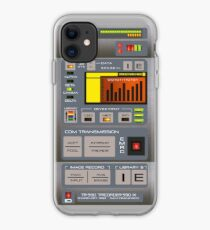TRICORDER NEXT GENERATION TR-590b iPhone Case