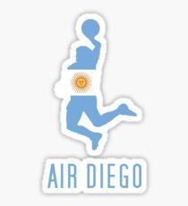 Air Diego - Argentina Sticker
