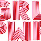 GRL PWR - Style 4 by Maddison Green