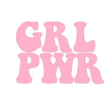 GRL PWR - Estilo 5 de maddisonegreen