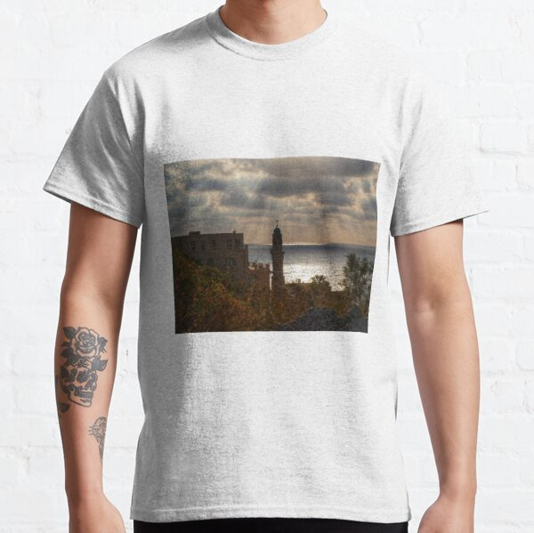 Mosque By The Sea Classic T-Shirt