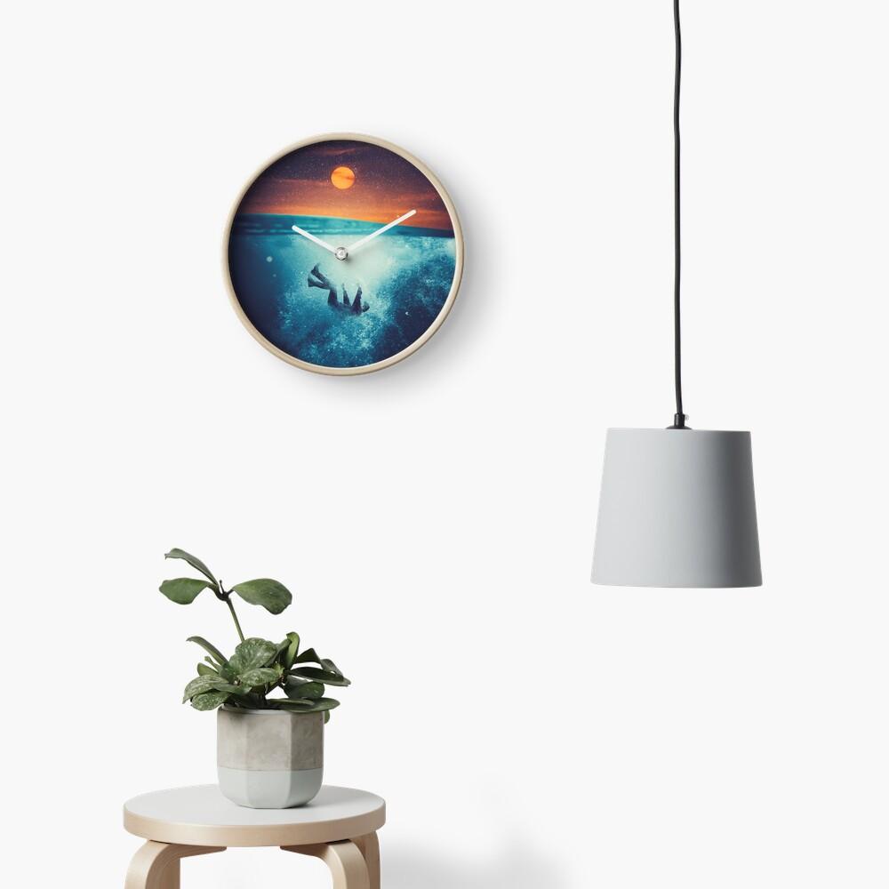 Immergo Clock