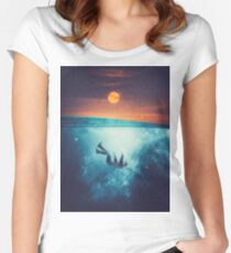 Immergo Fitted Scoop T-Shirt