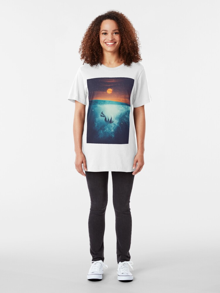 Alternate view of Immergo Slim Fit T-Shirt
