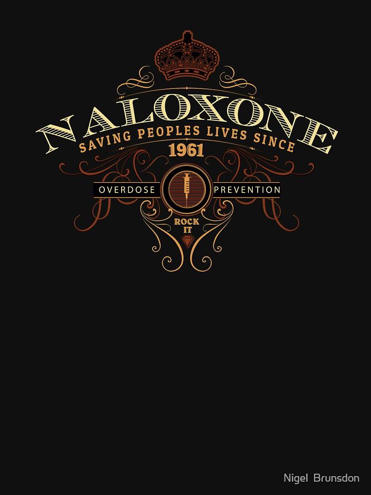 TShirtGifter presents: Naloxone 1961 | Unisex T-Shirt