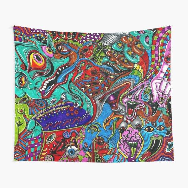 trippy  Tapestry