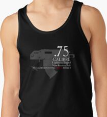 Because Shooting Twice is Silly Tank Top