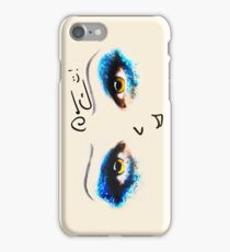 Darren is Hedwig - Signature and mouth iPhone Case/Skin