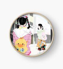 Akihabara-Mädchen Uhr