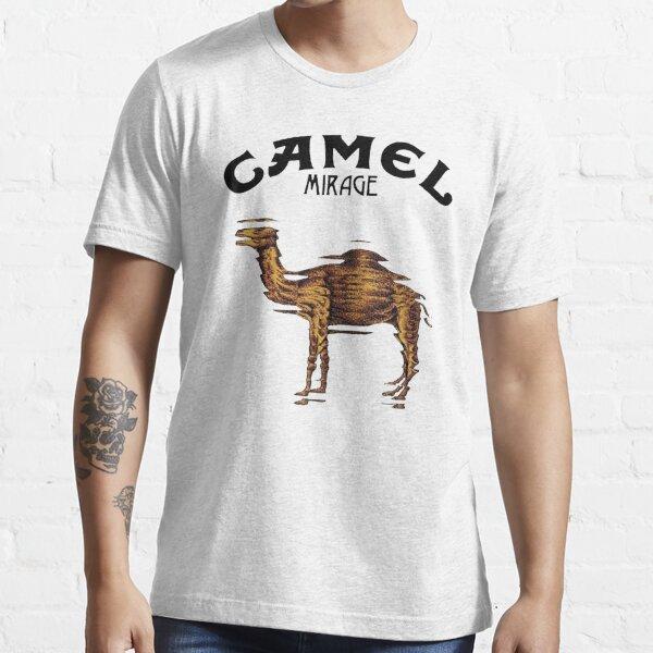 Camel Mirage Camiseta esencial