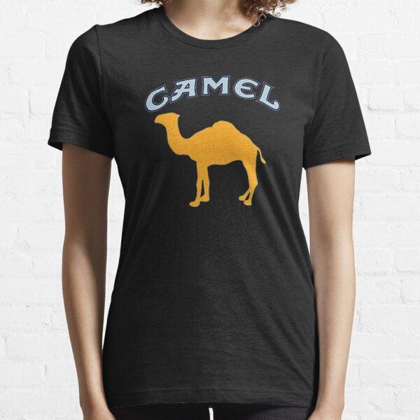 Logotipo de camello cigarrillos Camiseta esencial