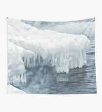 Arctic Shore Wall Tapestry