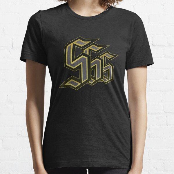 "¡Estilo sexy fumando! | Devil May Cry 5 ""SSS"" Style Rank Emblem Camiseta esencial"